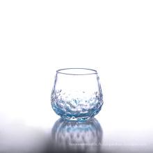 Bougeoir en verre décorateur