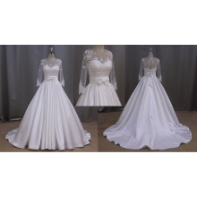 Robe de mariée Chine-Custom-Made-Wedding-Dress