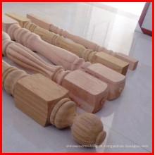 eixos de madeira