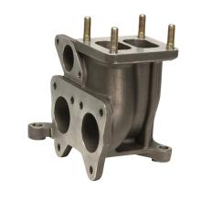 Piezas de maquinaria modificadas para requisitos particulares de la ingeniería del bastidor de metal con buen final