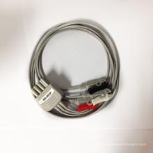 Nihon Konden 3ld Clip Lead Wires (BR-903P)