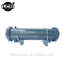 Chine refroidisseur d'huile fabricant ou série refroidisseur d'huile hydraulique tube