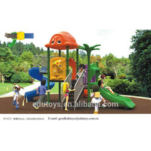 B10223 Cheap Kindergarten Plastic Playground, Outdoor Toys