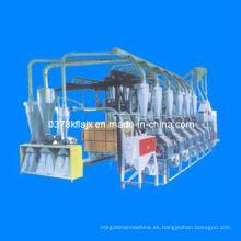 Fresadora de harina de trigo con la capacidad de 25t / D