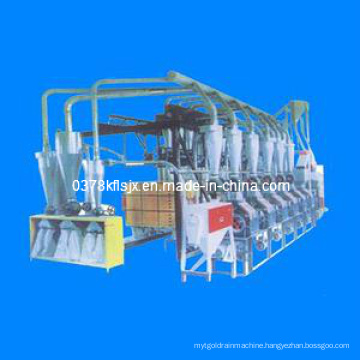24-26 Tons Per Day Flour Milling Machine