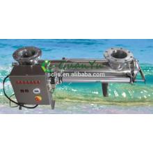 Equipo estándar de la piscina uv esterilizador de uv Filtro de agua antibacteriano de la fábrica