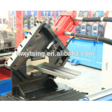 Passed CE and ISO YTSING-YD-0695 Full Automatic Metal Door Frame Roll Forming Making Machine