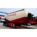 3 Axle 55-65CBM Bulk Cement Tank Trailer Truck