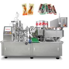 Automatic Plastic Bag Food Meat Vacuum Packaging Machine