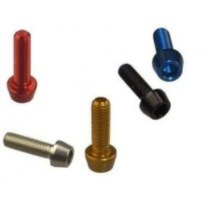 Custom Aluminium Anodized Jack Screws