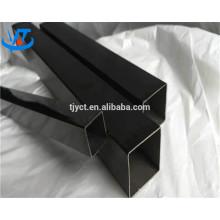 Best wholesale websites black steel pipe square rectangular pipe building materials