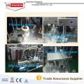 Высокоскоростные автоматические мягкие Завалка пробки и машина запечатывания