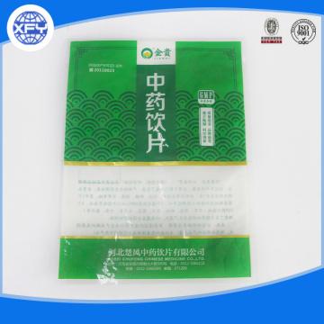 Frosted EVA plastic tea bag