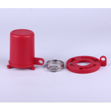 Plug Valve Lockout Devices