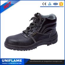 Botas de segurança de trabalho, calçado de segurança, sapatos de segurança Ufb009