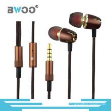 Écouteur mobile de haute qualité avec contrôle du volume et micro