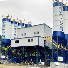 Planta mezcladora de concreto simen de 120m3 / h de la mejor calidad