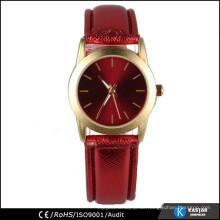 Damen chinesische Uhr PU-Ledergürtel Uhr