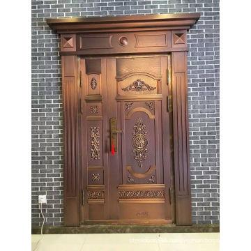 Real Copper Door Object (215)