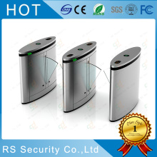 China for Automatic Fare Gate Card Barcode Automatic Flap Barrier Turnstile Door supply to France Importers