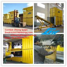 Machine de remplissage et d'ensachage de matériaux granulés en grains