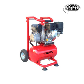 air compressor with gasoline engine