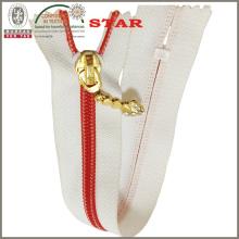 Sac de nylon en sac zippé (# 5)