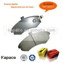 Car Brake Pad For Hyundai Elantra D941 2000-