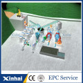 China Gold Mining - Flotation Plant , gold mining