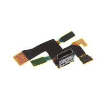 USB-разъем Mirco для подключения док-станции для зарядки порта Flex Cable для Nokia Lumia 1020