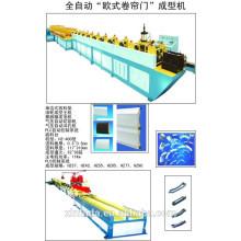 Rolltor Rollmaschine