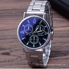 New Fashion Leisure Roman Balance Multifunctional Quartz Movement Steel Watch