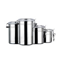 Wholesale Cheap Price Food Storage Box 200ml Stainless Steel Small Seal Pot