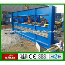 4m máquina de doblado hidráulica, máquina de doblado 6m