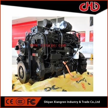 CUMMINS ISLe375 engine