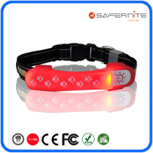 Led Malam Dog Walking Light Collar Cover