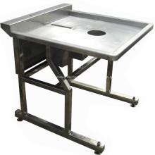 Geflügel-Gizzard-Schälmaschine Gizzard-Schäler