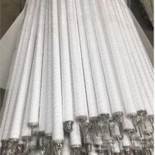 Elemento filtrante de alambre enrollado con núcleo interno de acero inoxidable