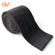 Colourful High Quality Men Silk Plain Kniiitd Neck Tie