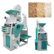 Vente chaude prix bas haute qualité à petite échelle riz moulin