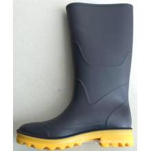 men clear pvc rain boots rain boots men