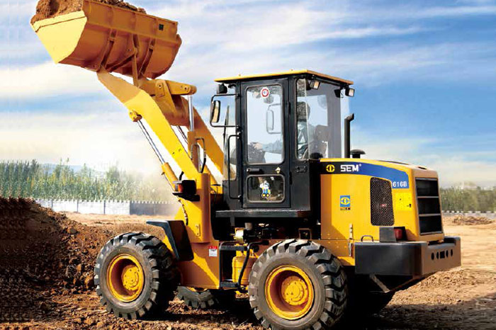 XG wheel loader