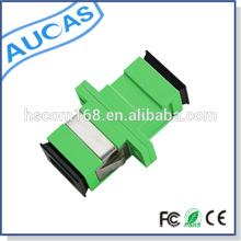 SC / UPC single mode adaptador de fibra óptica simplex / LC ST atenuador multi modo duplex