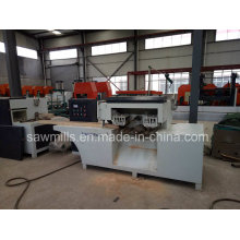 Woodworking Sawmill Multiple Blade Rip Saw