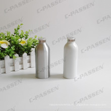 Bouteille de poudre en aluminium vide avec dessus de tamis (pour la poudre)