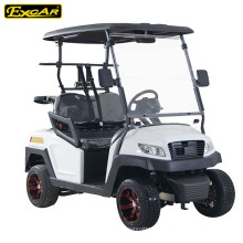 Hot Sale 48V Alum Chassis 2 Seater Electric Golf Car