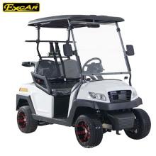 Novo design 2 lugares elétricos Golf Buggy China Made