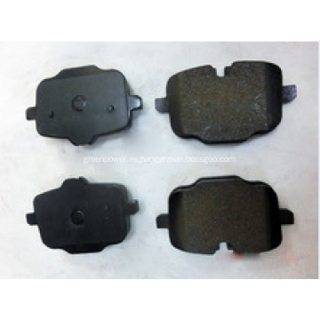 Almohadillas de freno trasero Piezas de automóvil Para el coche alemán 6 series F12 34216775346