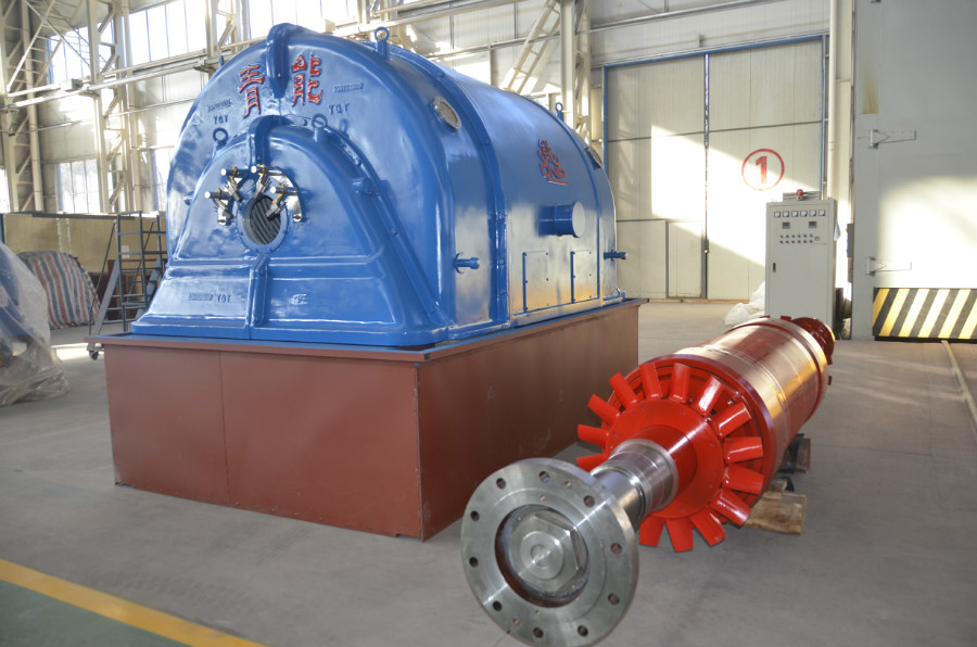 Steam Turbine Generator 14