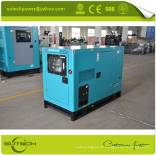 3 phase Low noise 10kva silent generator with Perkin engine